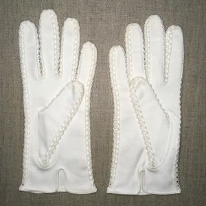 Vintage Wear Right Cotton Gloves - Western Germany